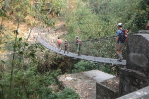 Suspension Bridge Annapurna