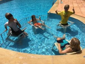 Crete Swimming Pool