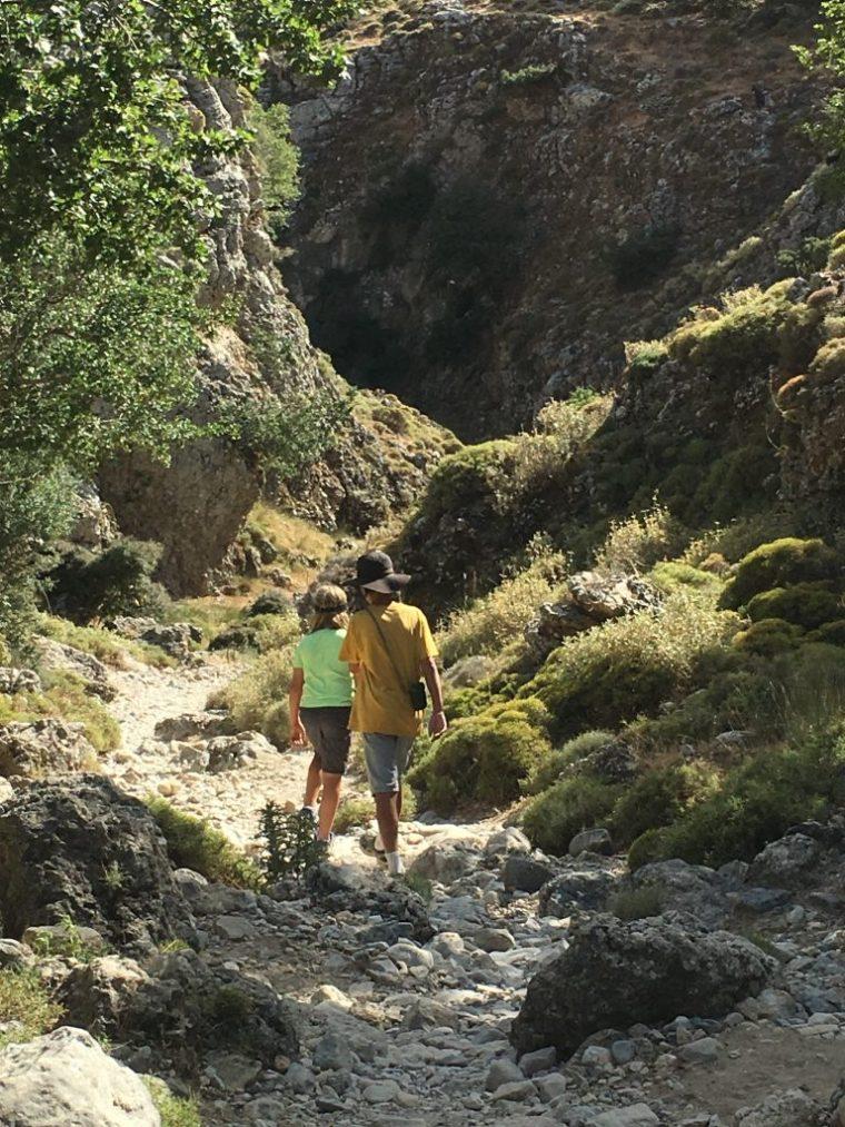 Imbros Gorge Hike
