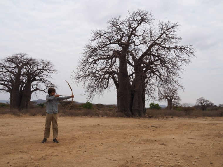 Bow-Hunting and Baobabs, Hadzabe Reservation, Tanzania