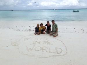 Four in the World, Zanzibar, Tanzaniar