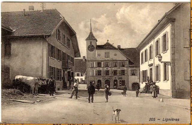 Original scan of post card