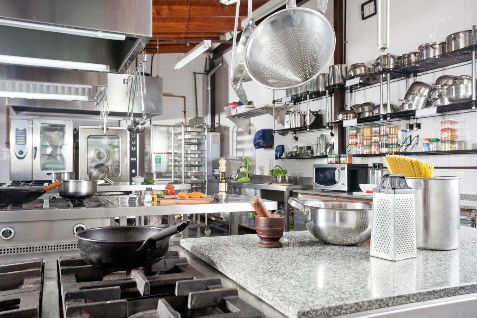 cuisine professionnel le materiel