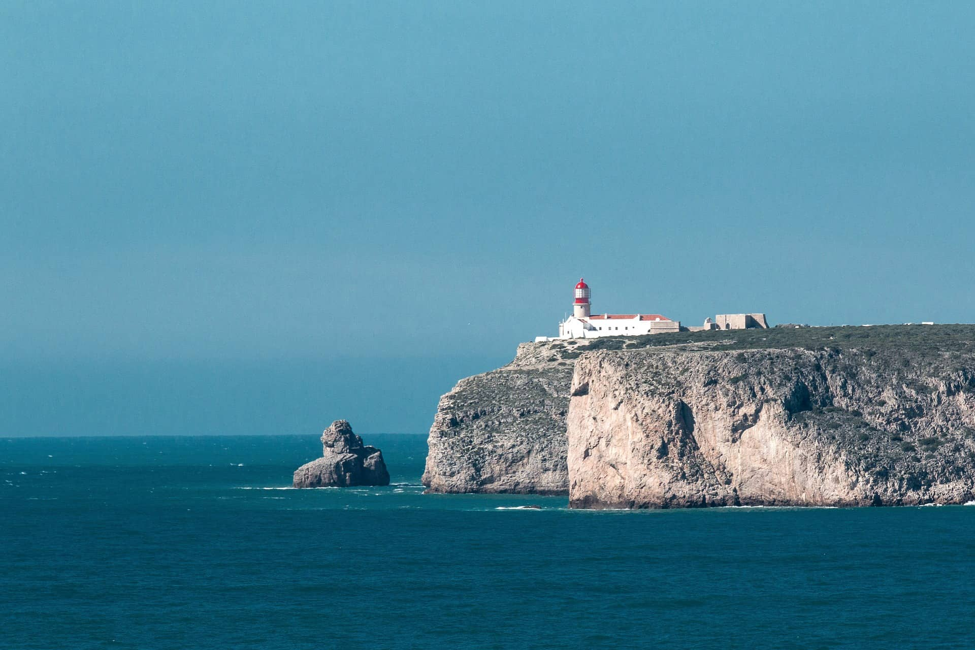 Cap St. Vincente, the most southwestern point of Europe. Photo by pixabay.com