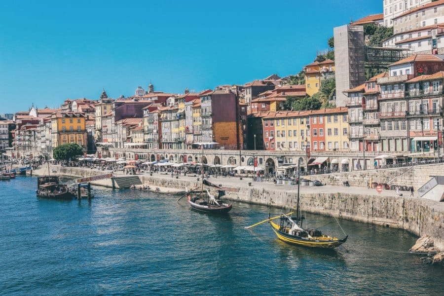 Porto - for many the starting point of their portuguese camino journey