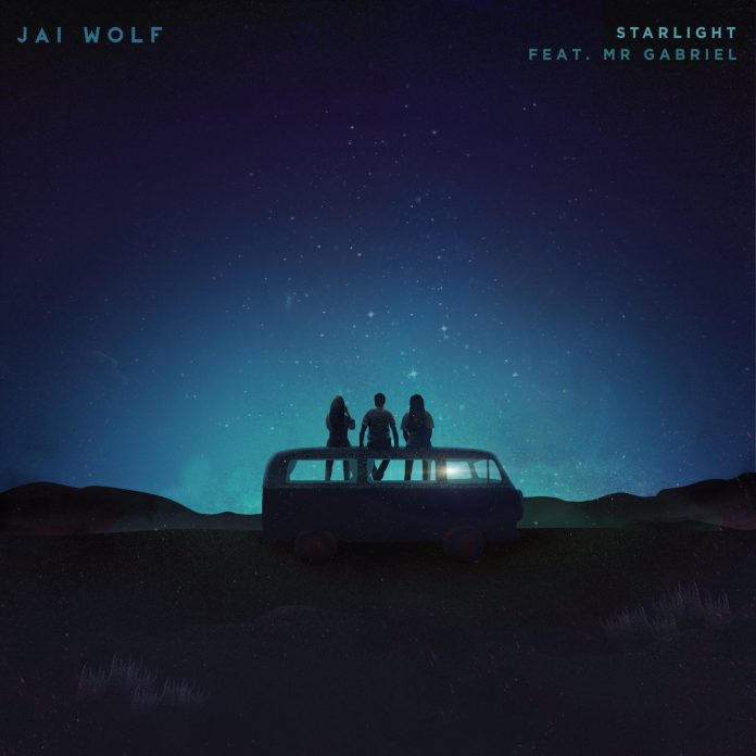 Jai Wolf's Starlight cover