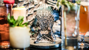 drink at the Game of Thrones bar