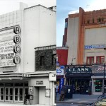 ABC/Savoy Cinema in its glory days, and today