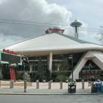 Seattle's KeyArena looking kind of grubby