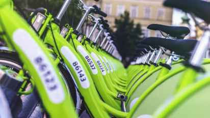 Wheeled Wednesdays free bike share