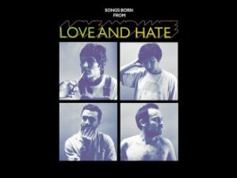 Love and Hate Native Sun's EP cover
