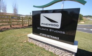 Entrance to Pinewood Atlanta