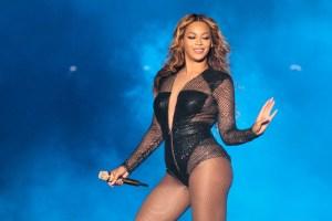 Beyoncé, obviously a pop star