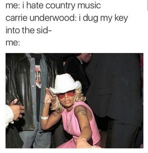 country music is great