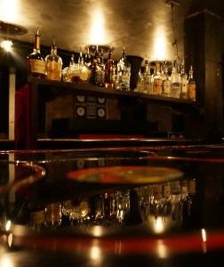 The Music Room bar