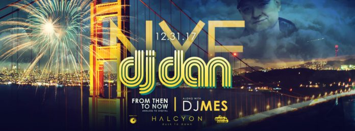 Halcyon SF New Year's Eve show