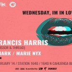 Clinic Wednesdays Wednesday I'm In Love poster