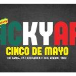 Backyard Cinco de Mayo underrated presents poster