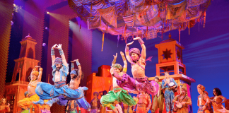 aladdin musical theater