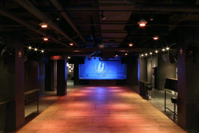 U Street Music Hall stage. Photo courtesy of U Street Music Hall.