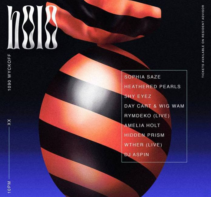 Postseason Franchise Records PFR x H0l0 lineup poster