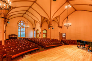TOC concert hall