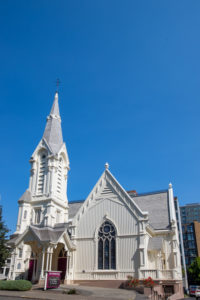 TOC Concert Hall, formerly known as The Old Church Portland