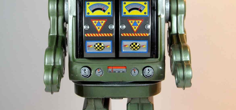 Photo credit: WikiMedia - Star Strider Robot
