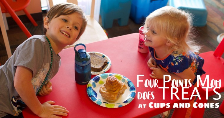 Breakfast, Books, and Toys at Steiner Ranch's Cups and Cones