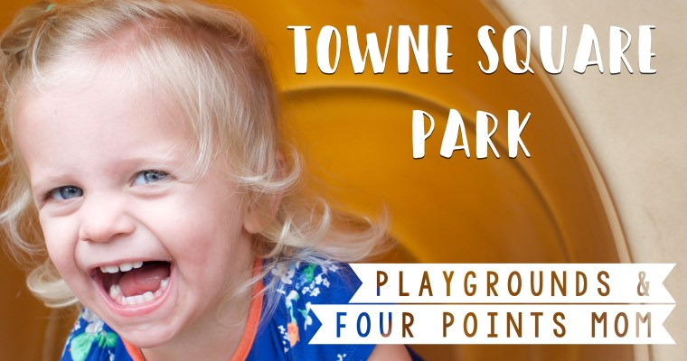 Kicking Summer Off at Steiner Ranch's Towne Square Park