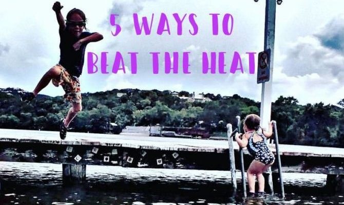 5 Ways to Beat the Heat in the Four Points