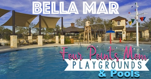 8 Reasons I'm Daydreaming About Bella Mar Playground & Pool in Steiner Ranch
