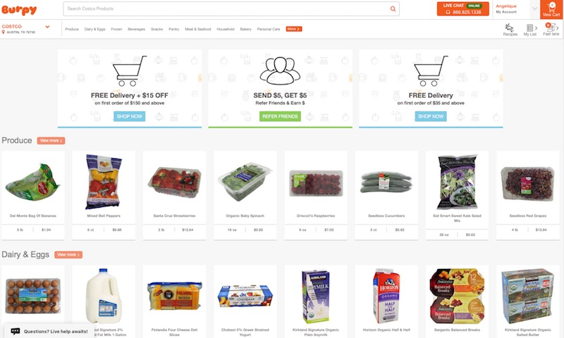 Grocery-Delivery Services Review - Day 2 Looking at Shipt