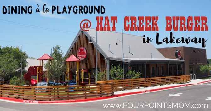 Checking Out Hat Creek Burger in Lakeway