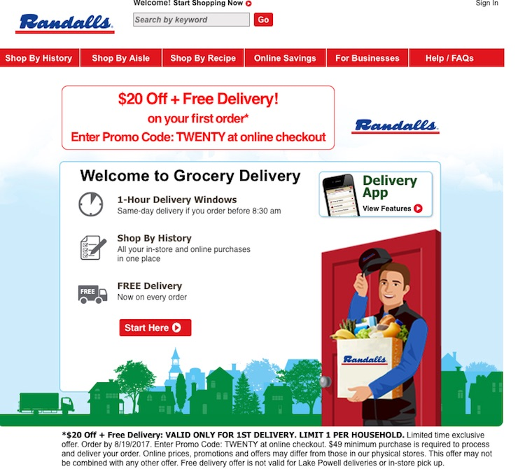 Randall's Home Page