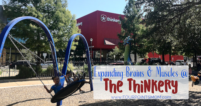 Expanding Brains and Muscles at Thinkery