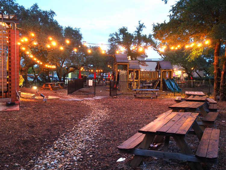 Napa Flats Playground and Outdoor Seating