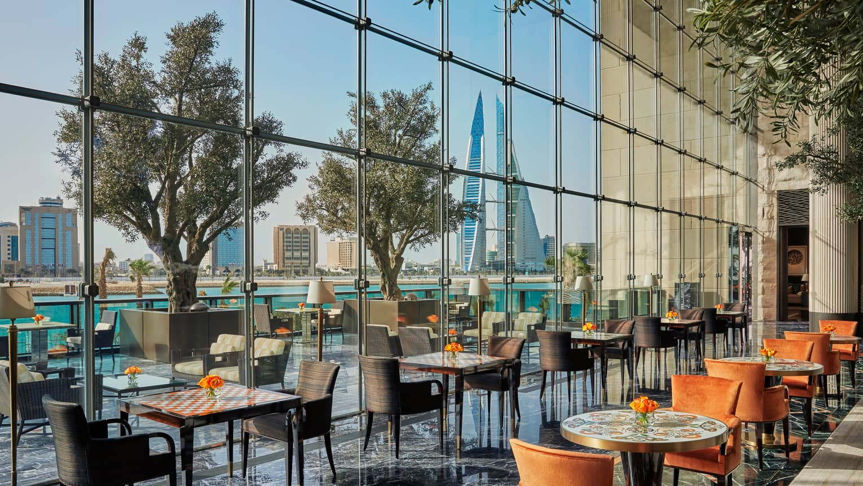 Bahrain Buffet Restaurant Fine Dining Four Seasons