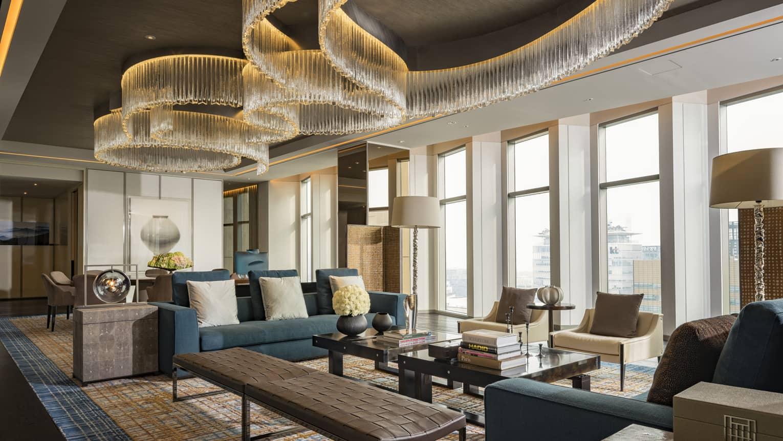 Luxury 3 Bedroom Penthouse Suite Four Seasons Seoul