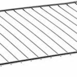 ICQN grille universelle pour four Bauknecht Whirlpool Ikea Ignis 44,5 x 34 cm   Grille pour four   Grille pour four chromé   445 x 340 mm