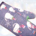 Cabilock Noël Micro-Ondes Gants Double Couche Coton Doublure Cuisson Griller Mitaines Noël Motif Anti Échaudure Main Protecteur Gants pour La Maison Cuisine Décor
