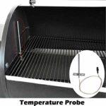 KAPAYONO Remplacement de la Carte de Commande pour Pitboss, Carte de Contr?Leur de Thermostat NuméRique Compatible pour Les Grilles de Four à Bois P7-340