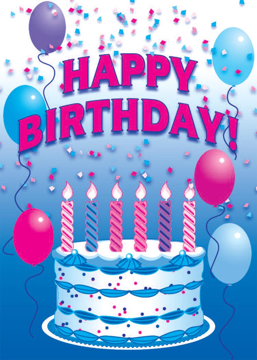 Happy Birthday Foursquare Missions Press