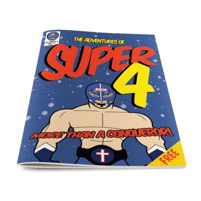The Adventures of Super 4