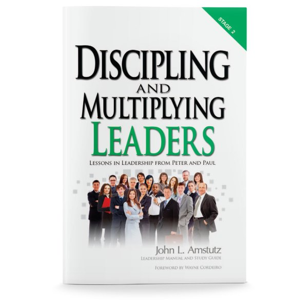 Discipling and Multiplying Leaders-English