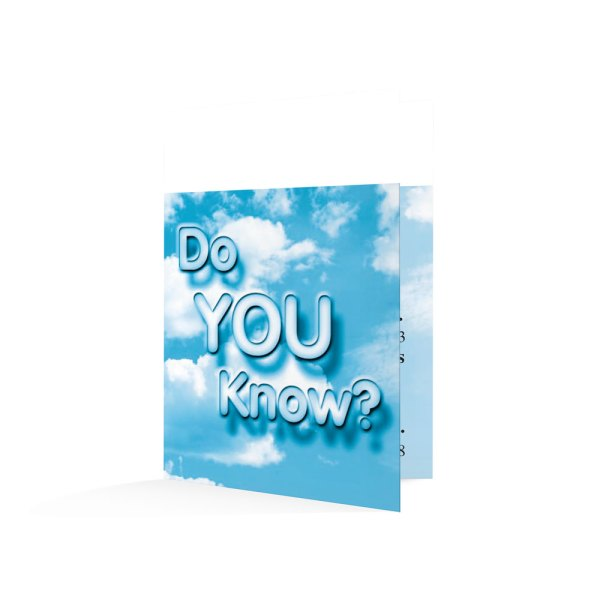 Do You Know-English