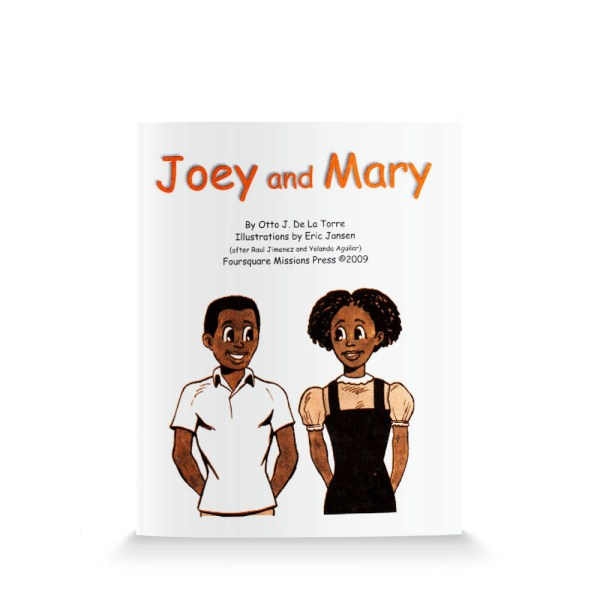 Joey and Mary-African-English