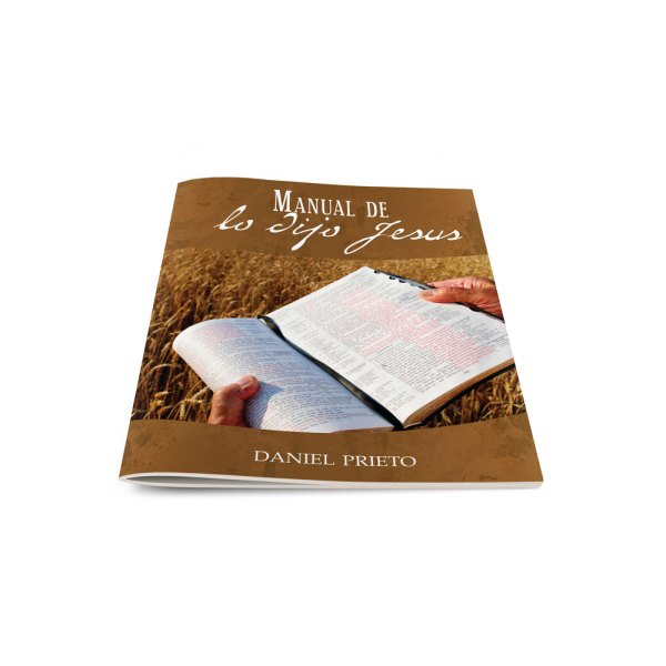 Manual for LoDijoJesus-Spanish