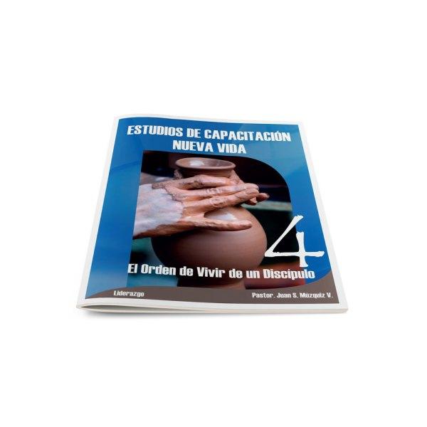 New Life Training Studies-book 4-Spanish