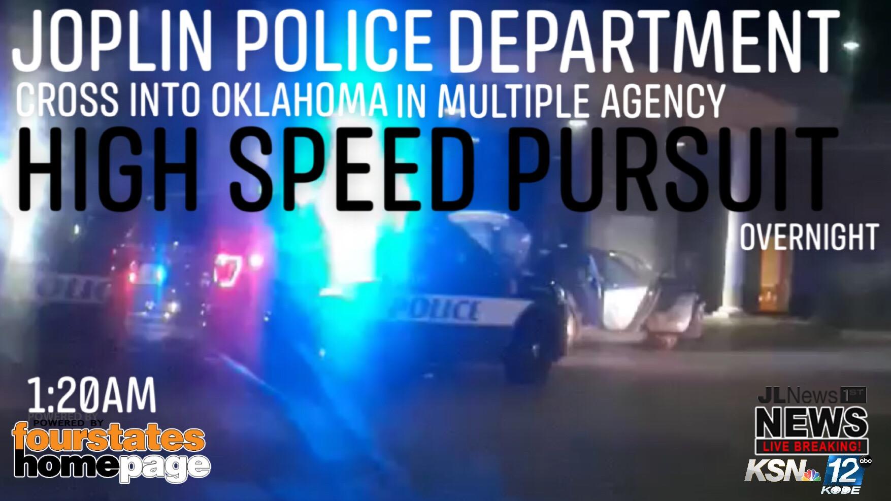 Pursuit MO to OK